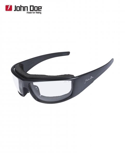 John Doe New York Basic Sonnenbrille Gelb Schwarz/Gelb HWAe0j6XL
