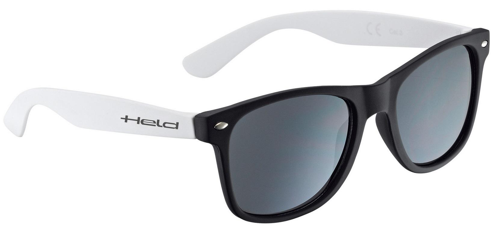 Held Sonnenbrille 9742 Schwarz/Weiß 153H1
